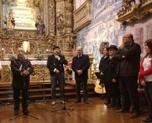 Cantar de Reis em S. Vicente 2017