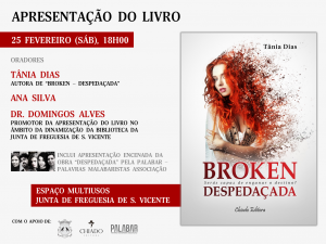 Cartaz - S.Vicente - Broken