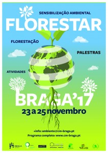Cartaz - Florestal Braga 2017