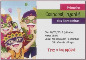 Cartaz Cannala Fontaínhas 2018